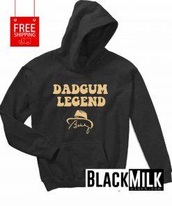 Bobby Bowden Dadgum Legend Hoodie