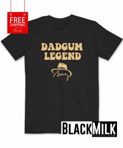 Bobby Bowden Dadgum Legend T-Shirt