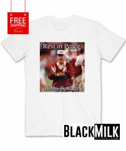 Rest In Peace Bobby Bowden T-Shirt