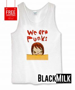 We Are Punks Tank Top